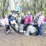 Students do on-site research at Columbus Zoo