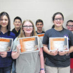 WL-S Middle School Students of the Month