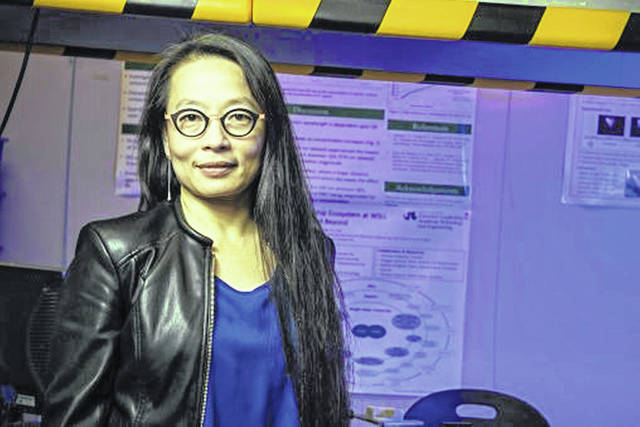 A startup company founded by Caroline Cao, professor in the Wright State College of Engineering and Computer Science and Boonshoft School of Medicine, hopes to commercialize a radiation-free alternative to X-ray imaging during minimally invasive surgery.