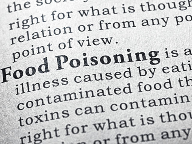 Although more food poisoning cases are being detected these days, the CDC has said this does not mean there is an increase in such cases.