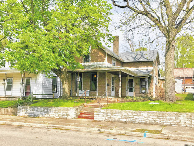 The Rittenhouse home is located at 410 Laurel Oak St. in Urbana.