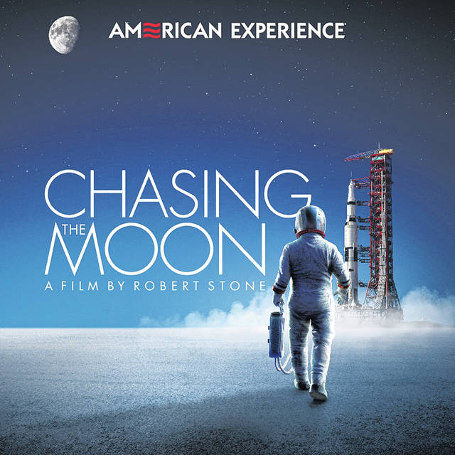 "The Champaign County Library invites the public to a free screening of the PBS film ""Chasing the Moon"" on Friday."