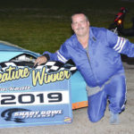 Townsend wins late model feature