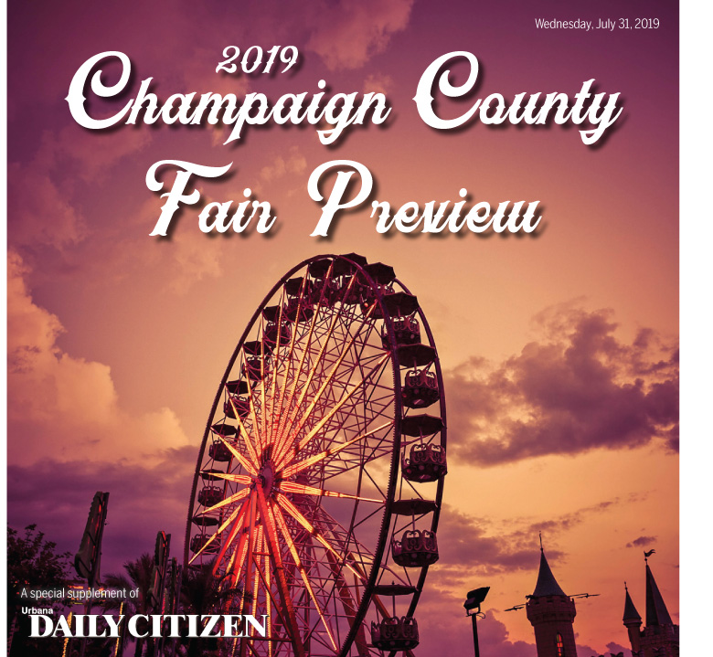 2019 Champaign County Fair Preview
