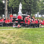 Concert band to perform in Urbana, West Liberty