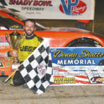 Fleming wins Shatto Memorial