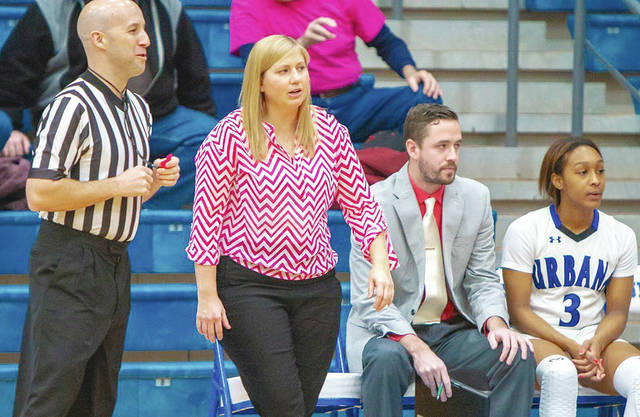 Urbana University women's basketball coach Andrea McCloskey (pictured) recently announced her 2019 recruiting class.