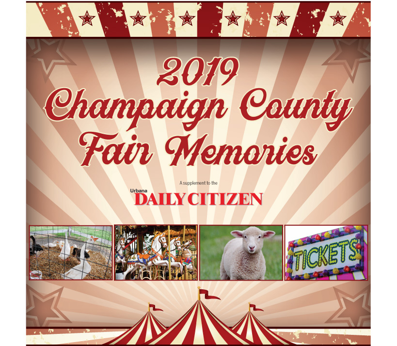 2019 Champaign County Fair Memories