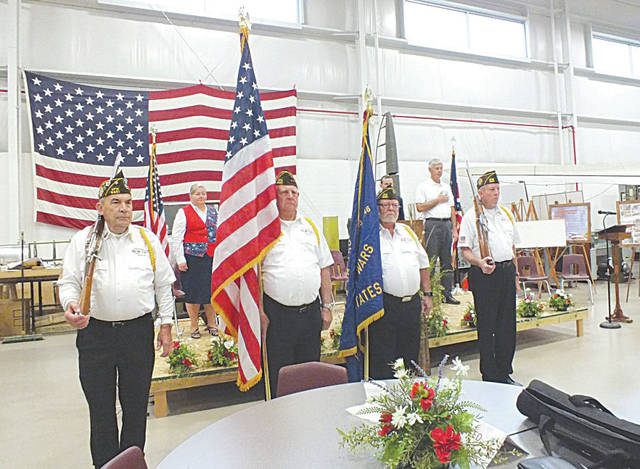 The Champaign Aviation Museum hosted last year's Remembrance Day Ceremony to honor the men who served in the Army Air Corps/Army Air Force during WWII. This year's event will be on Sept. 28.