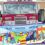 Teaching children about fire safety