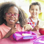 Choose healthy, safe lunches for school