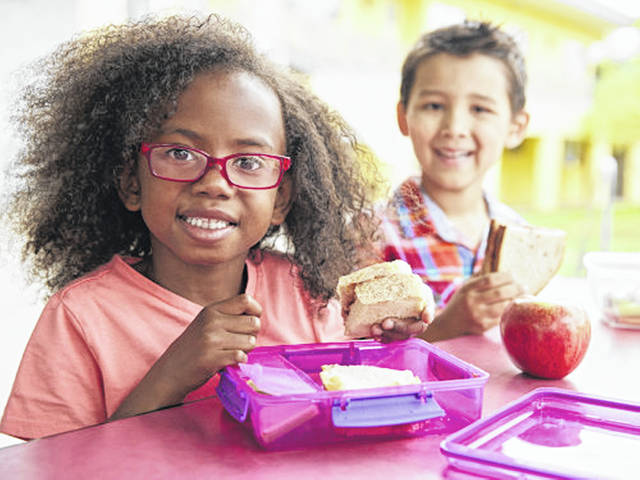 When packing a lunch for your child to take to school, remember that cold foods need to stay cold and hot foods need to stay hot, she said.