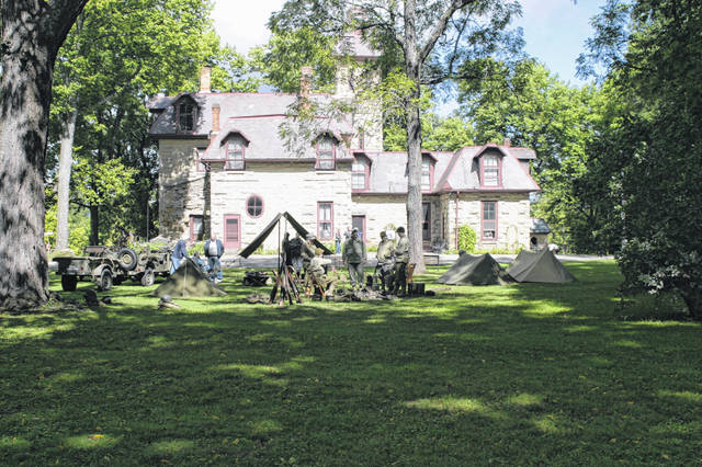 The sixth annual Heritage Day event will be held free on the grounds of Mac-A-Cheek Castle on Oct. 5.
