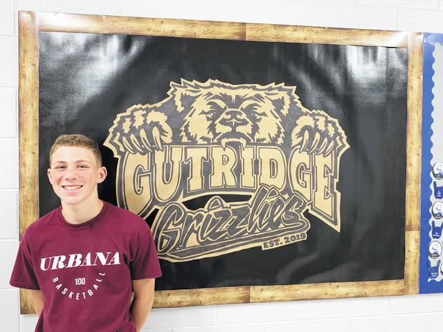 From Urbana Junior High's House Gutridge, Preston Wisma (7th grader) was voted a Student of the Month.