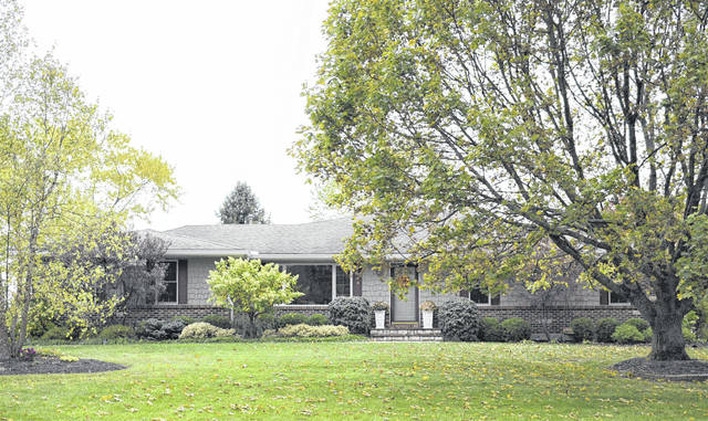 The home of Jim and Cheryl Cave, 111 New Haven Drive, will be one of the tour stops on the CACC Candlelight Tour of Homes on Dec. 7.