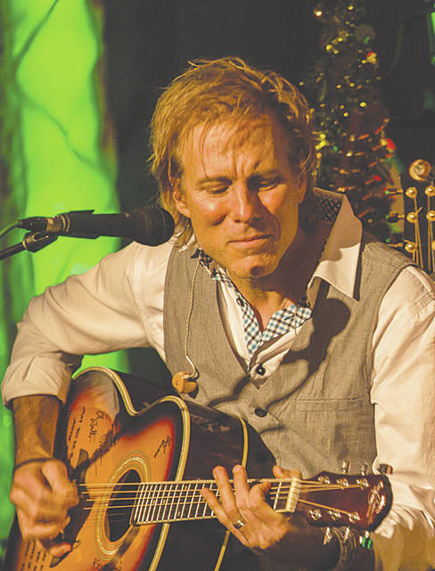 """Peter Mayer will bring his """"Stars and Promises"""" Christmas tour to Messiah Lutheran Church on Dec. 15."""