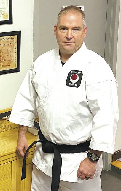 Karate instructor Noel W. Vallance will lead a class at the Y.