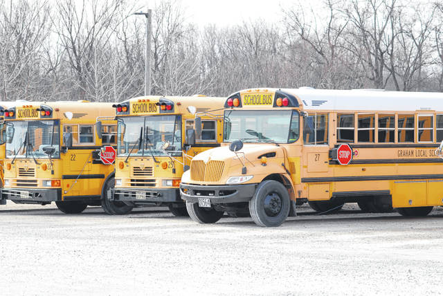 Graham is set to restore rural door-to-door bus routes for high school students on Dec. 16. The district detailed the upcoming route restoration during Wednesday's board meeting.