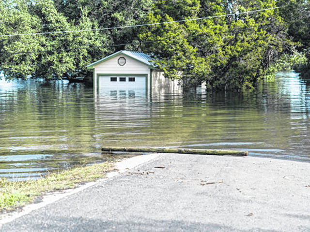 If your home becomes flooded, it is important to throw away any food that might have come into contact with floodwater. That includes cartons of milk, juice or eggs and any raw vegetables and fruits. In fact, unless they were in a waterproof container, any food that came into contact with floodwater needs to be discarded.
