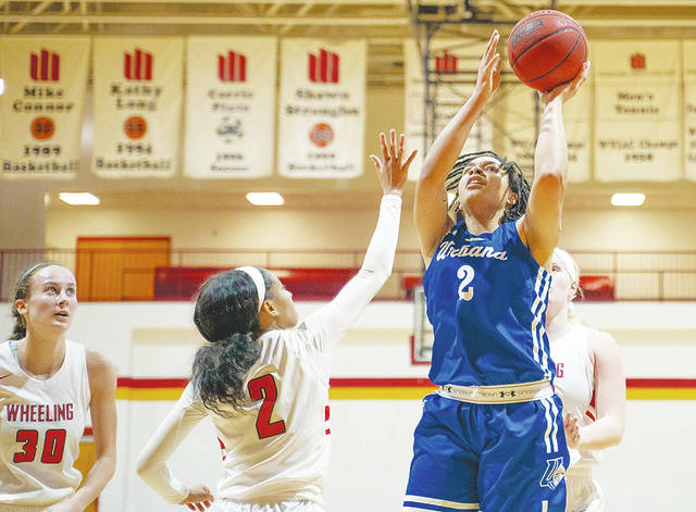 Urbana University's Sylvia Hudson (pictured) has been named the U.S. Basketball Writers Association Women's Division II National Player of the Week for the week ending Jan. 12.