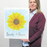 Titus uses seeds of peace in 'Bad Art'