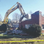 Demolition begins on West Liberty water plant