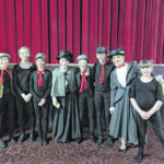 WL-S students on 'Mary Poppins' stage
