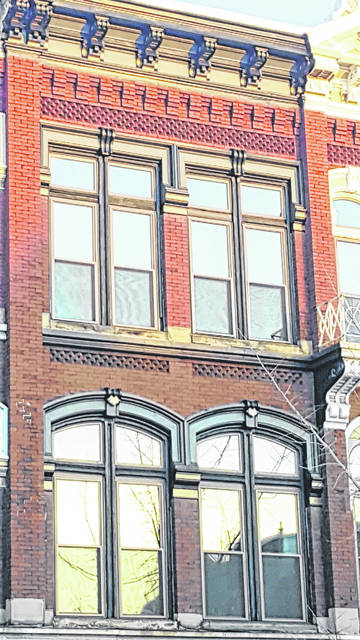 Skylofts, a commercial structure at 221 N. Main St., Urbana, received the Champaign County Preservation Alliance's 2018 commercial matching grant to restore a painted facade.