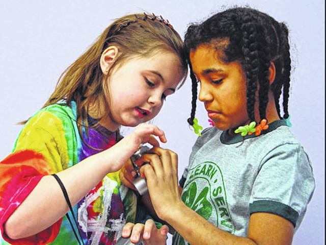"4-H learning revolves around a variety of educational projects and ""learning by doing."""
