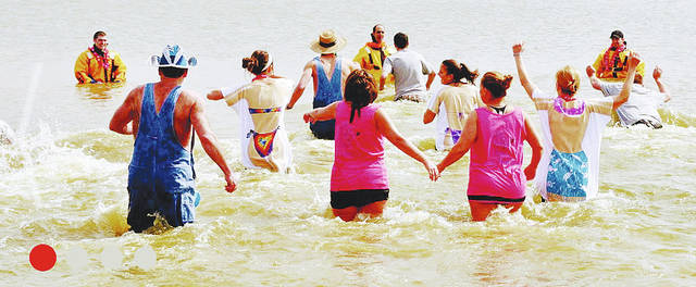 """Be a part of the """"coolest"""" event of the year and take the plunge. Enter as a team or individual at OhioPolarPlunge.org"""