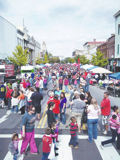 The Simon Kenton Chili Cook-Off Festival/Hoopla Parade scheduled for Sept. 26 in downtown Urbana has been postponed until Sept. 25, 2021.