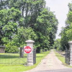 THEN & NOW – Oak Dale gateway