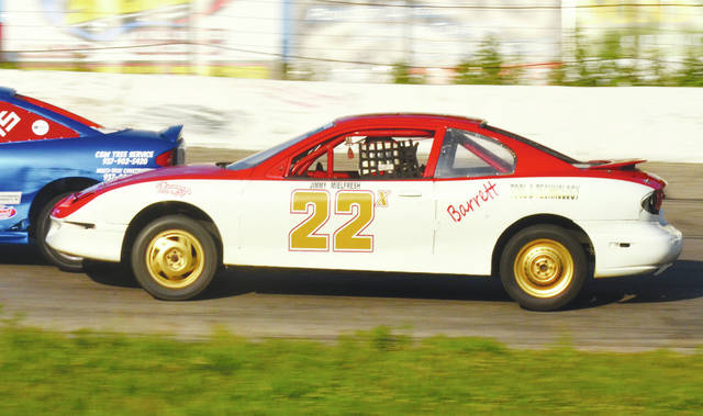 """Columbus driver Bill """"Hot Rod"""" McElfresh will be honored at Shady Bowl Speedway on Saturday."""