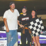Eaton wins Bill 'Hot Rod' McElfresh Classic