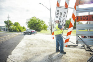 North Main Street now open