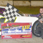 Smith wins Shatto Memorial at Shady Bowl