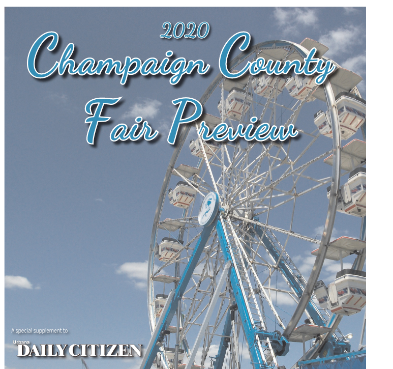 Champaign County Fair Preview 2020