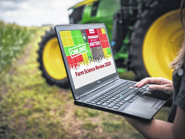 The virtual format is a first for Farm Science Review, held annually for nearly 60 years.
