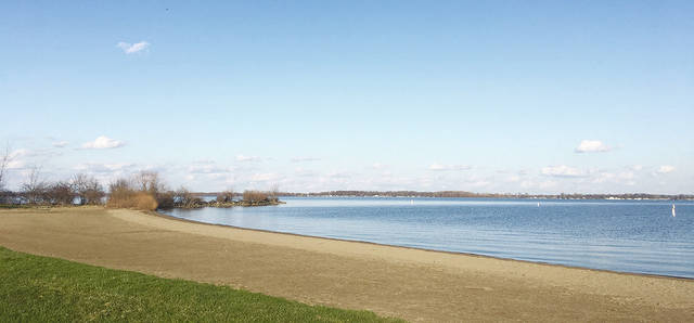 Pictured is Old Field Beach at Indian Lake.