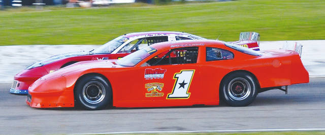 Ryan Fleming (pictured) leads the season points race in the late models at Shady Bowl Speedway.