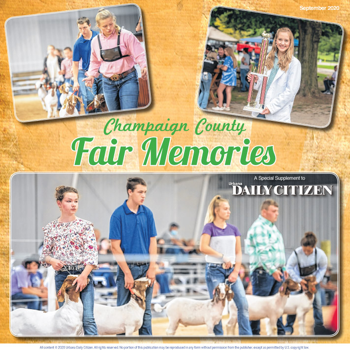Champaign County Fair Memories 2020