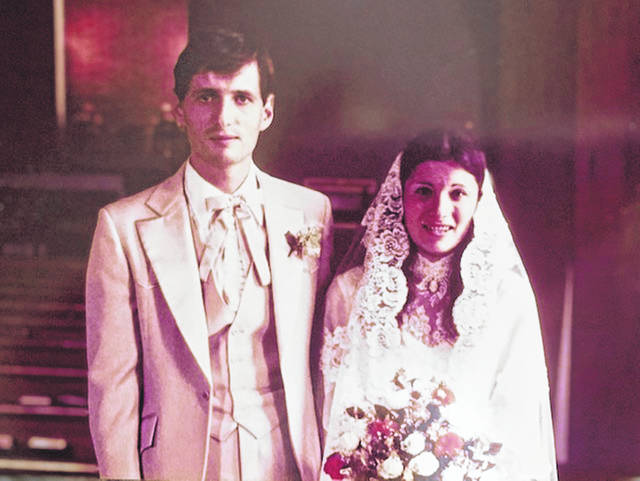 Mr. and Mrs. Roger Deere