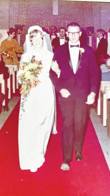 Mr. and Mrs. Fred Beery
