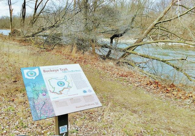 Did you know you can hike the Buckeye Trail & The North County Recreational Scenic Trail alongside the Mad River? in Montgomery County at Eastwood MetroPark? Looks like a great place to run a virtual 5K race.