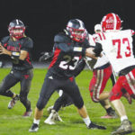 Triad ends football season with victory