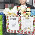 Slavens' perennial toy drive seeks monetary donors this year