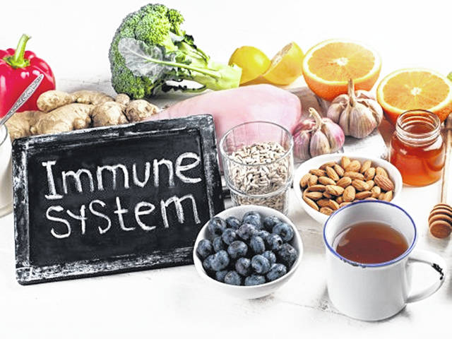 These are a few of the natural, delicious foods that help create a healthy immune system.