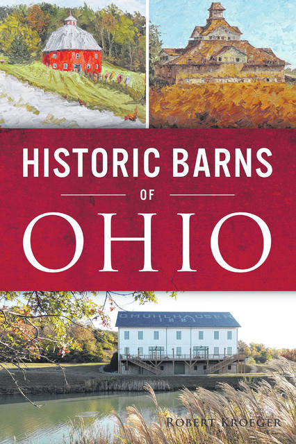 Author-artist Robert Kroeger will visit the Champaign County Historical Museum on March 31 to discuss and sign his new book. The museum fund-raiser will include an auction and raffle.