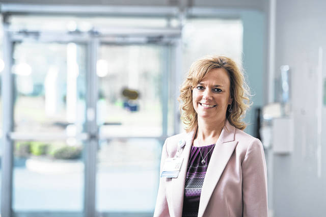 Jamie Houseman, president of Urbana Hospital, said the ENERGY STAR® certification indicates the hospital's concern for the environment and public health.