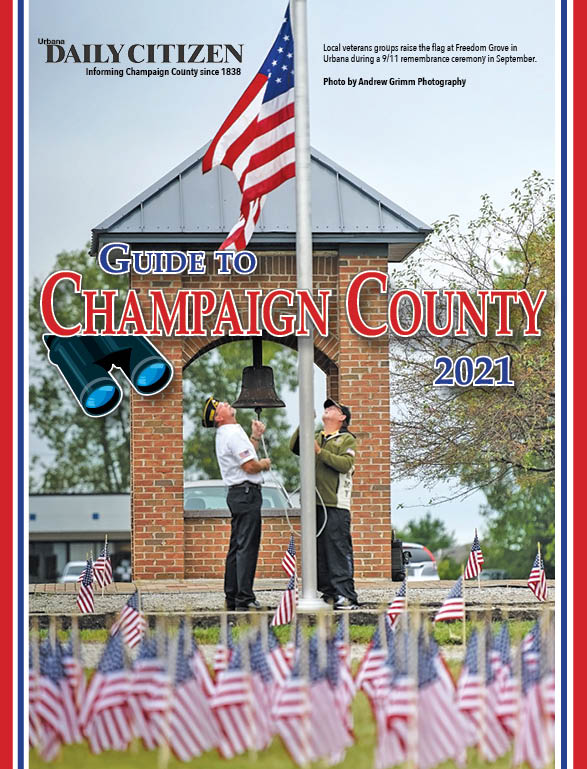 Guide to Champaign County 2021